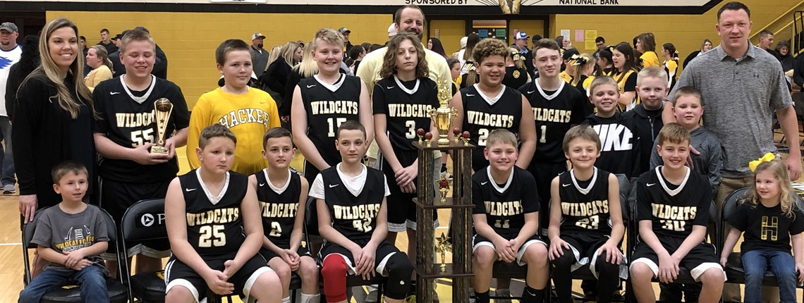 2019 Wildcats 2nd Place